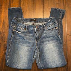 1822 Denim Skinny Jeans 31